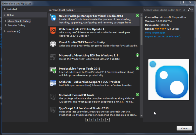 ENG] Extensions for Visual Studio that every Developer must