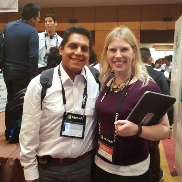 Con Jennifer Marsman